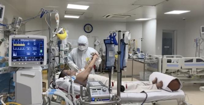 """Nam Việt kiều mắc COVID-19 nặng ngang bệnh nhân 91 vượt qua """"cửa tử"""" một cách ngoạn mục ảnh 1"""