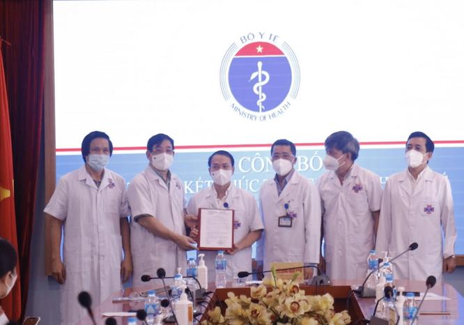 Bệnh viện K Tân Triều được dỡ phong toả ảnh 2