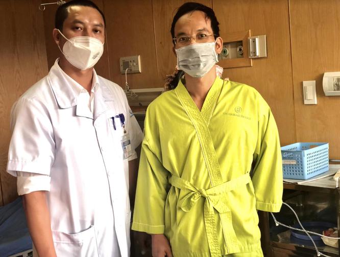 Bác sĩ hội chẩn trực tuyến cứu người bệnh đang hấp hối vì vỡ ruột non ảnh 2