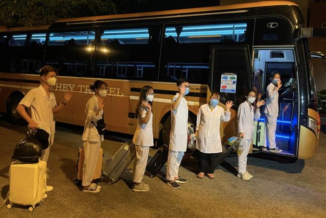 Hơn 300 sinh viên Hải Dương không hề rời khỏi TP. HCM để đi cách ly như tin đồn ảnh 3