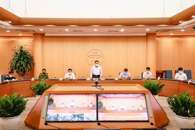 Chủ tịch UBND TP. Hà Nội: Thủ đô sẽ có thêm F0 trong những ngày tới ảnh 1
