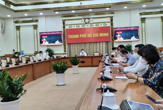 BYT giao 3 Bv Việt Đức, Bạch Mai, Trung ương Huế thiết lập 3 trung tâm hồi sức tích cực ở TP.HCM ảnh 1