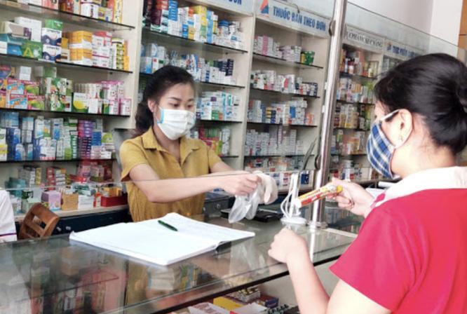 Hà Nội kiểm tra chất lượng thuốc ở bệnh viện tư nhân, rà soát nhà thuốc bán lẻ khi giãn cách xã hội ảnh 2
