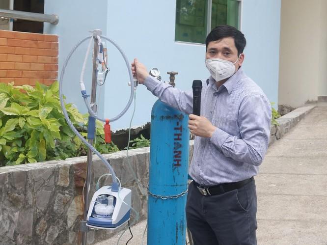 Bệnh viện Bạch Mai đào tạo tại chỗ cho các bác sĩ để sẵn sàng vào trung tâm HSTC ở TP. HCM ảnh 1