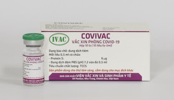 Vaccine phòng COVID-19 COVIVAC sẽ thử nghiệm lâm sàng giai đoạn 2 vào ngày mai (10/8) ảnh 1