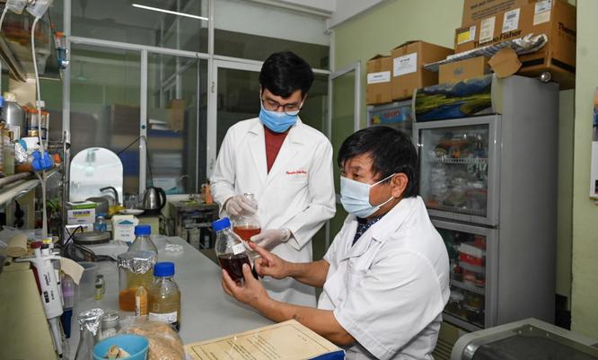 Viện Công nghệ sinh học yêu cầu Công ty CPDP Vinh Gia đổi tên thực phẩm bảo vệ sức khoẻ VIPDERVIR-C ảnh 1