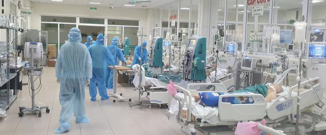Bác sĩ nghẹn ngào vì bức tâm thư của cụ ông 72 tuổi gửi vợ mắc COVID-19 nặng phải thở máy ảnh 1