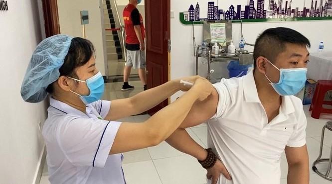 TP. HCM và Hải Phòng triển khai tiêm vaccine phòng COVID-19 Vero Cell của Sinopharm như thế nào? ảnh 4