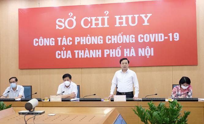Hà Nội đã tiêm hơn 5 triệu liều vaccine COVID-19 cho người dân ảnh 1