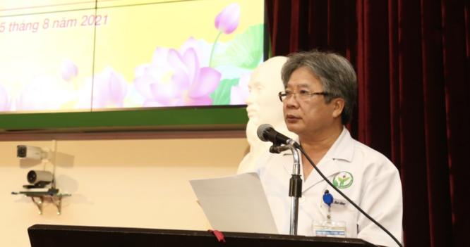 BV Việt Đức sẽ chuyển khoảng 1.000 bệnh nhân đến 3 đơn vị khác để làm sạch BV ảnh 1