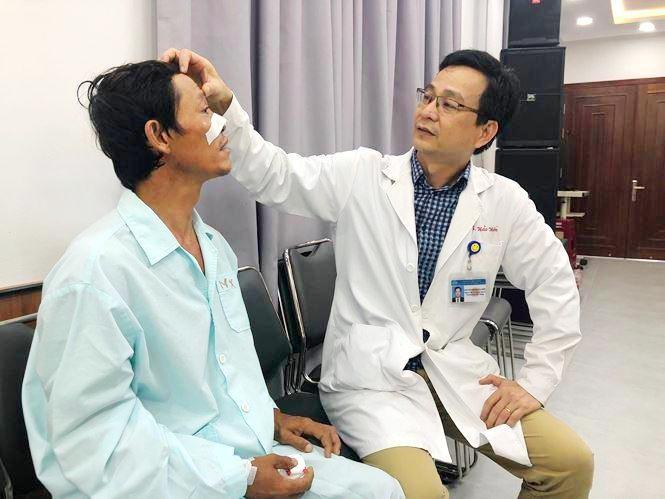 Sức khỏe bệnh nhân đã ổn định