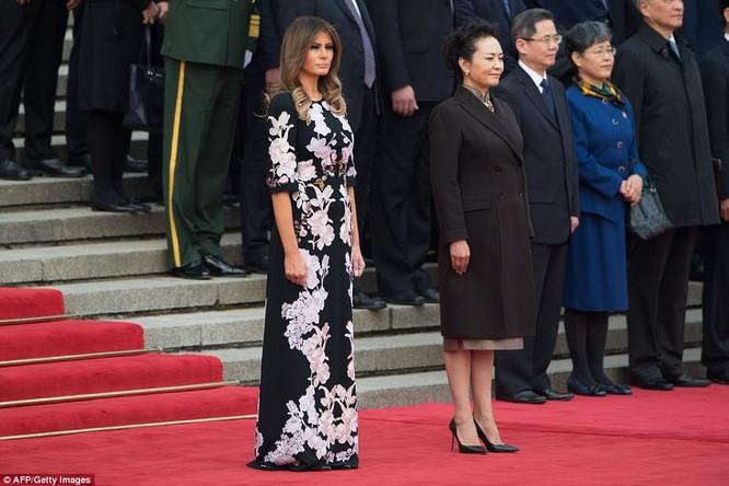 Trung Quốc trải thảm đỏ và 'núi thỏa thuận' 250 tỷ USD đón ông Trump ảnh 9