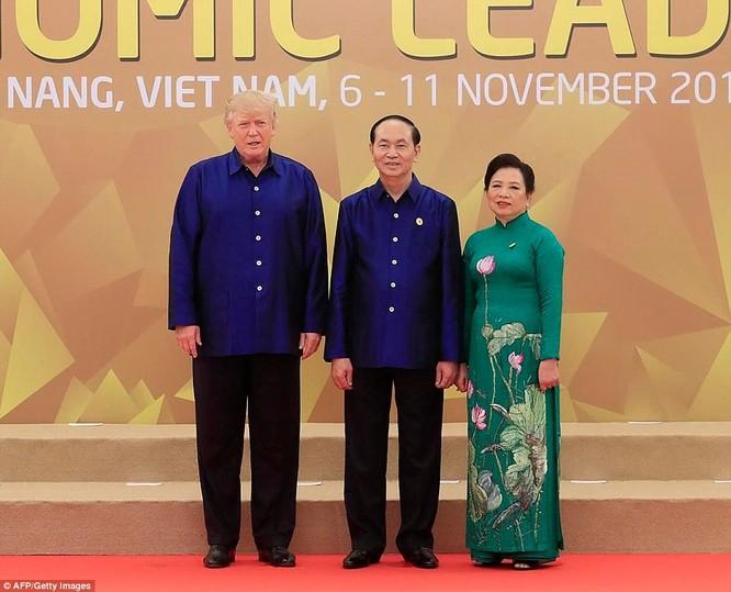 Hai ông Putin và Trump bắt tay thân thiện bên lề APEC ảnh 7