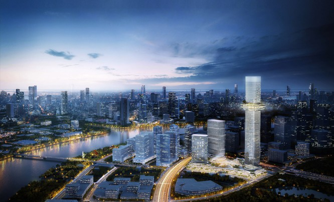 """Tiết lộ kế hoạch xây tòa nhà """"rừng trên lưng trời"""" hoành tráng nhất Việt Nam ảnh 3"""
