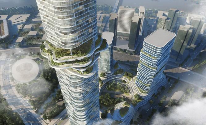 """Tiết lộ kế hoạch xây tòa nhà """"rừng trên lưng trời"""" hoành tráng nhất Việt Nam ảnh 5"""