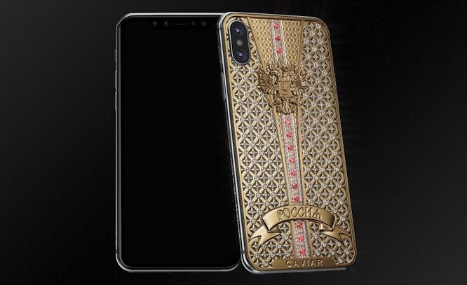 iPhone X giá 40 nghìn USD ảnh 1