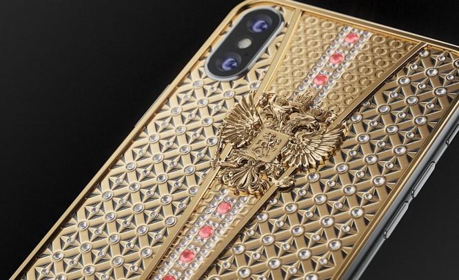 iPhone X giá 40 nghìn USD ảnh 2