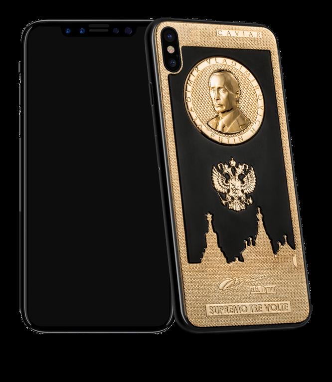 iPhone X giá 40 nghìn USD ảnh 4