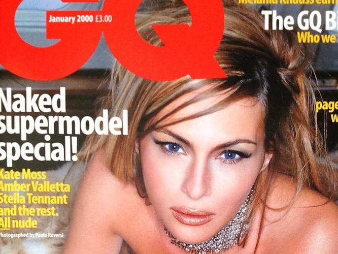 Melania Trump: Từ siêu mẫu thời trang đến đệ nhất phu nhân nước Mỹ ảnh 4