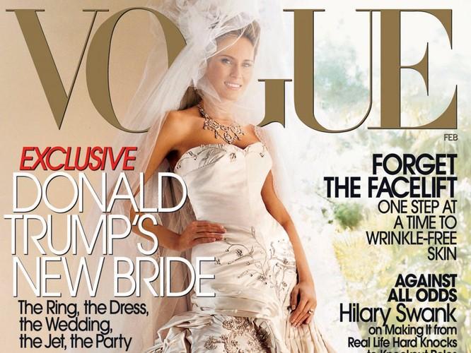 Melania Trump: Từ siêu mẫu thời trang đến đệ nhất phu nhân nước Mỹ ảnh 7