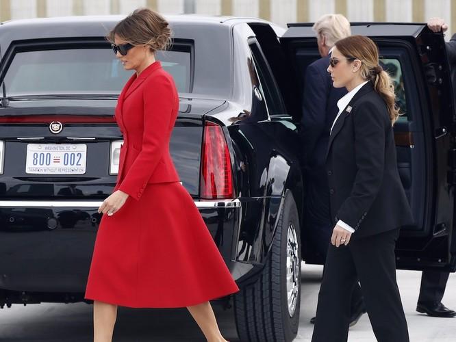Melania Trump: Từ siêu mẫu thời trang đến đệ nhất phu nhân nước Mỹ ảnh 19