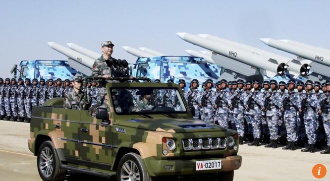 Tướng lĩnh Trung Quốc bị trị tội tham nhũng nhiều hơn số chết trong chiến tranh