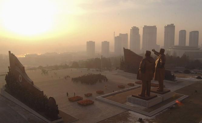Sửng sốt với những công trình kỳ vĩ của Triều Tiên ảnh 7