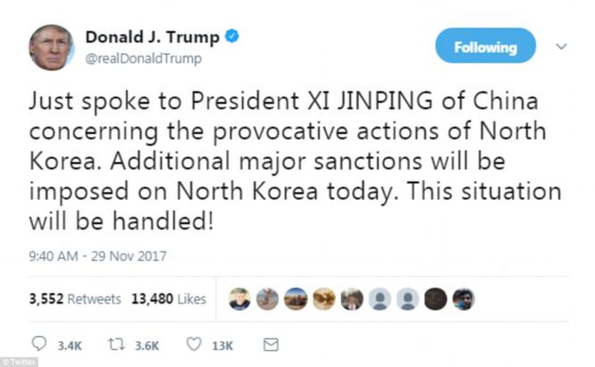 Triều Tiên phóng tên lửa ICBM: Ông Kim Jong un cười mãn nguyện, thế giới chấn động ảnh 10