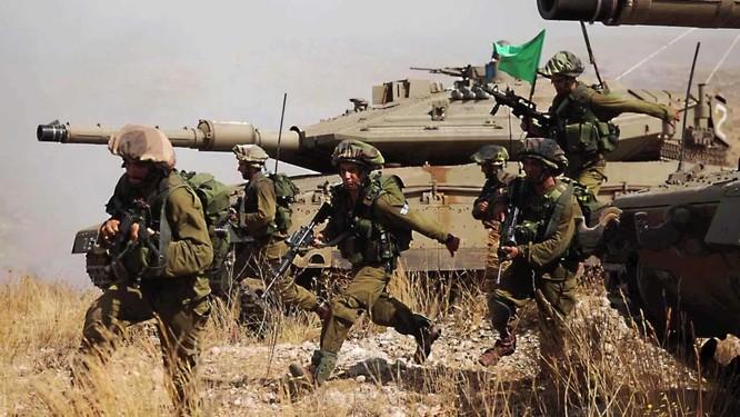 Quân đội Israel