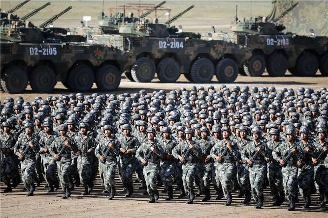 """Trung Quốc tích cực """"Mỹ hóa"""" quân đội nhằm mục đích gì? ảnh 2"""