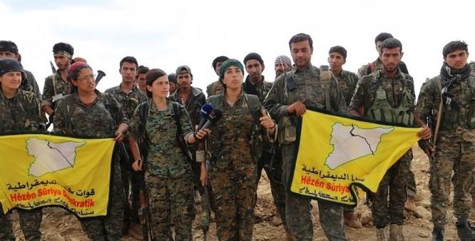 """Phá Nga tại Syria, Mỹ """"dàn trận"""" mới với 30.000 tay súng ảnh 1"""
