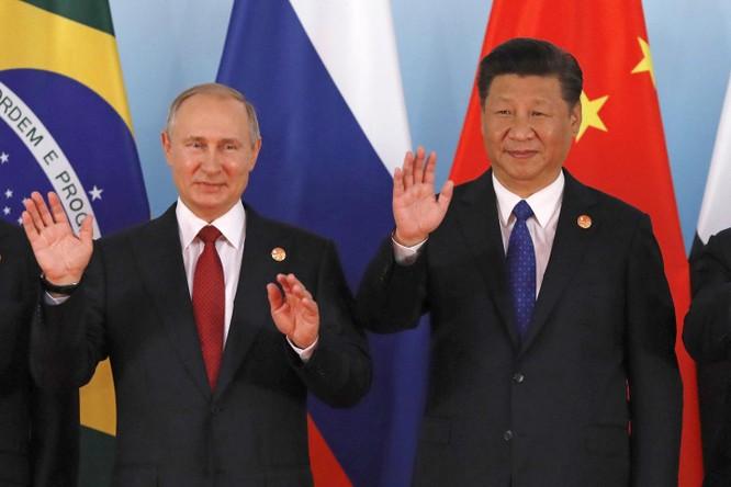 """Trung Quốc thời ông Tập Cận Bình lấy """"cảm hứng"""" từ tổng thống Putin? ảnh 1"""