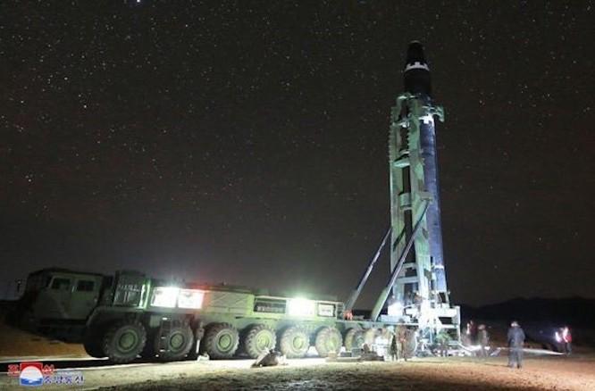 Syria, Triều Tiên, Ukraine...Mỹ có thể gây chiến ở đâu trong năm 2018? ảnh 2