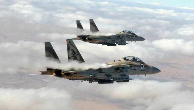 Không quân giúp Israel hô mưa gọi gió tại Trung Đông ảnh 4