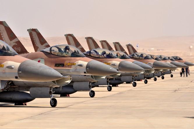 Không quân giúp Israel hô mưa gọi gió tại Trung Đông ảnh 3