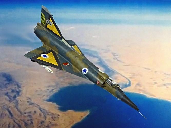 Không quân giúp Israel hô mưa gọi gió tại Trung Đông ảnh 2