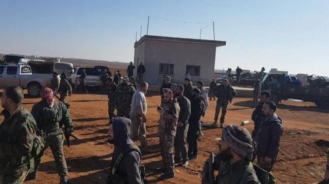 Quân đội Syria đánh bật phiến quân, chiếm căn cứ không quân Abu-Duhur tại Idlib ảnh 1