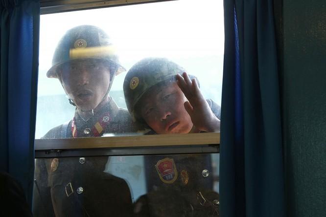 Cận cảnh Bàn Môn Điếm - Nơi mặt đối mặt giữa hai miền Triều Tiên ảnh 3