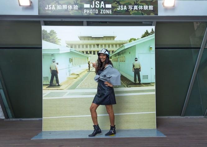 Cận cảnh Bàn Môn Điếm - Nơi mặt đối mặt giữa hai miền Triều Tiên ảnh 17