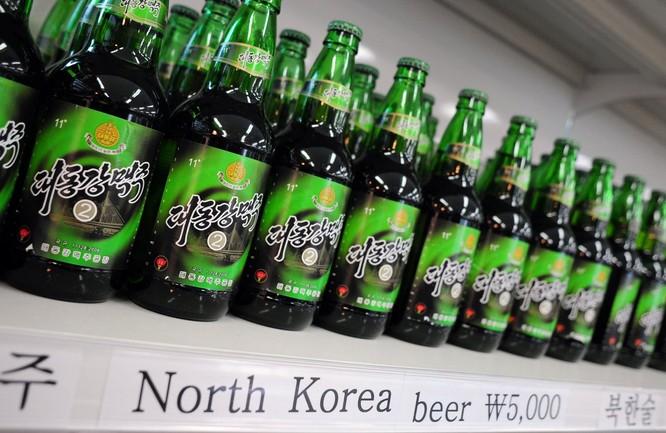 Cận cảnh Bàn Môn Điếm - Nơi mặt đối mặt giữa hai miền Triều Tiên ảnh 24