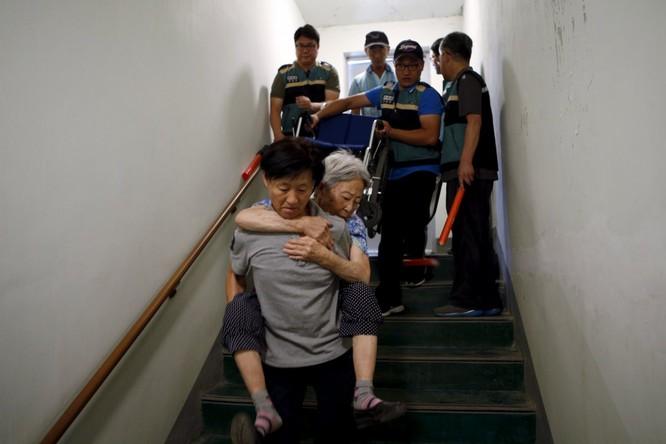 Cận cảnh Bàn Môn Điếm - Nơi mặt đối mặt giữa hai miền Triều Tiên ảnh 29