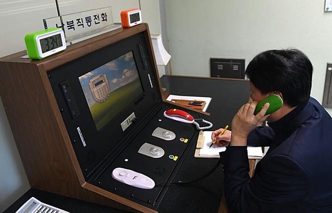 Cận cảnh Bàn Môn Điếm - Nơi mặt đối mặt giữa hai miền Triều Tiên ảnh 31