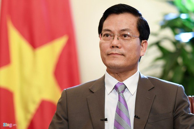 Thứ trưởng Hà Kim Ngọc được phê chuẩn làm tân đại sứ tại Mỹ ảnh 1