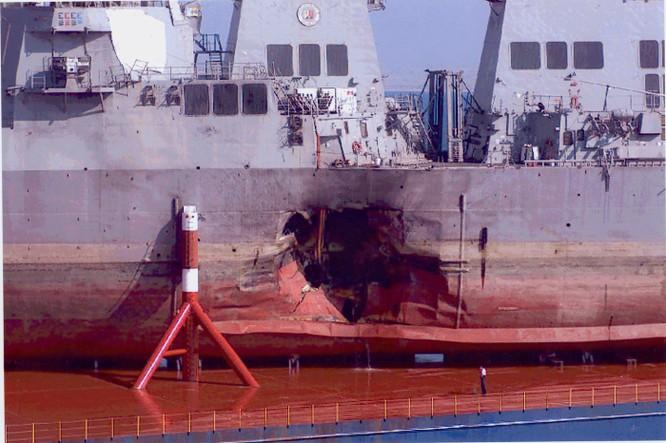 Sau đòn tập kích Hmeimim, căn cứ hải quân Nga tại Syria nguy cơ bị tấn công ảnh 1
