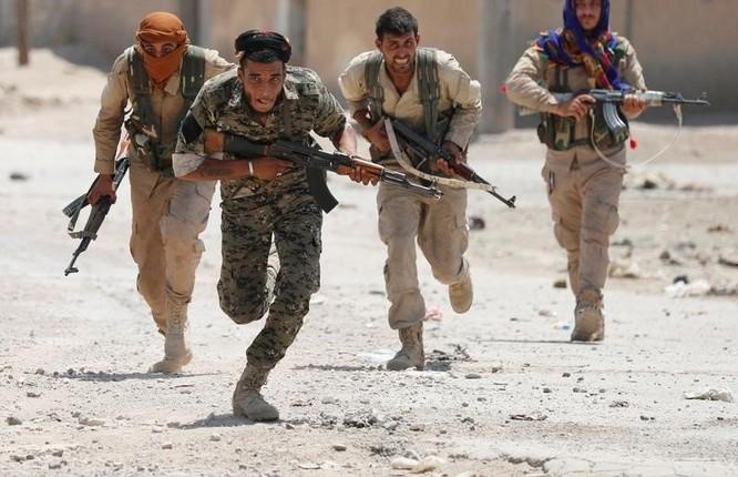 Mỹ dàn trận mới quyết hạ uy Nga tại Syria ảnh 3