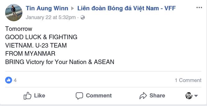 """U-23 Việt Nam lập kỳ tích """"dậy sóng"""" facebook Fan quốc tế ảnh 2"""
