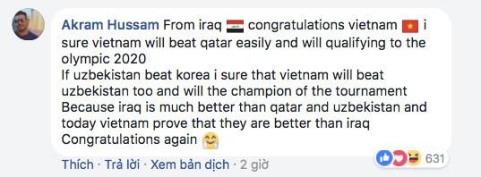 """U-23 Việt Nam lập kỳ tích """"dậy sóng"""" facebook Fan quốc tế ảnh 3"""