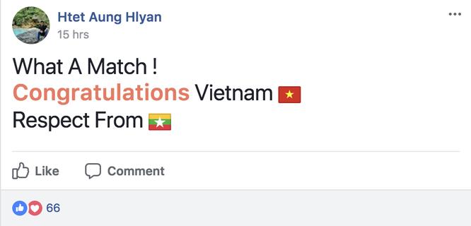 """U-23 Việt Nam lập kỳ tích """"dậy sóng"""" facebook Fan quốc tế ảnh 4"""