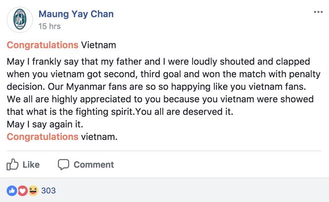 """U-23 Việt Nam lập kỳ tích """"dậy sóng"""" facebook Fan quốc tế ảnh 7"""