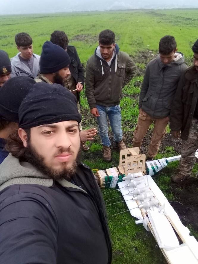 Giải mã vụ căn cứ Nga ở Syria bị tấn công ồ ạt (P.1) ảnh 12